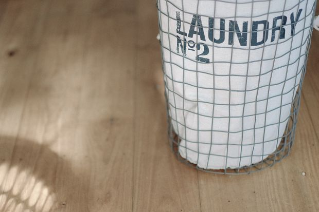 Laundry Room Storage And Organization On A Budget
